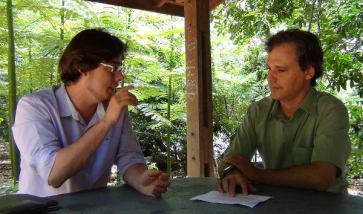 Vereador Pedro Tourinho, em entrevista à TV Educação  Política