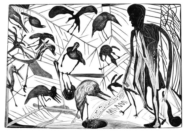 Rubem Grilo, O Tratador de Pássaros