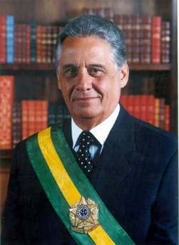 Fernando Henrique nos tempos da privataria tucana