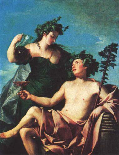 Baco e Ariadne