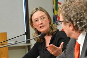 Maria do Rosário: Goiás está mergulhado no submundo