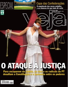 Panfleto da Abril defende golpe paraguaio