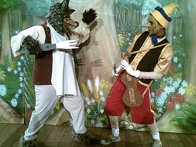 Lobão ataca de Pinóquio