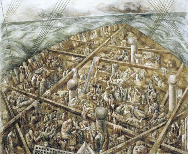 Navio de emigrantes