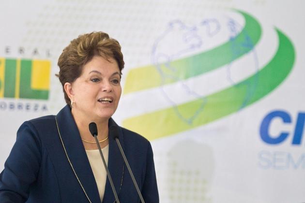 """A presidenta Dilma no lançamento do programa """"Ciências sem fronteiras"""""""