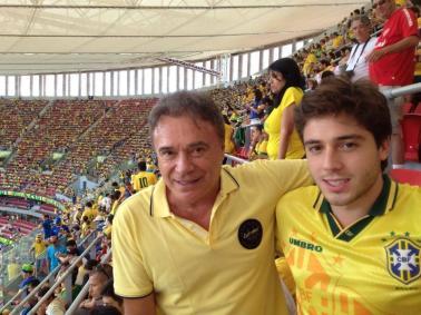 Pobres vaiam Dilma em Brasília
