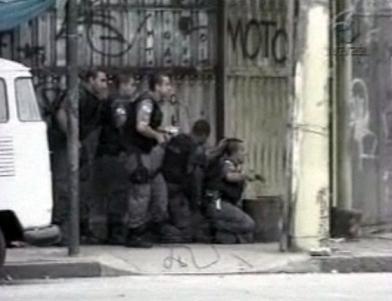 polícia e tráfico